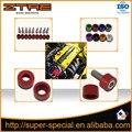 Jdm 8mm metric copa anilhas kit para honda b-série d-série f-série h-série série k-com o logotipo