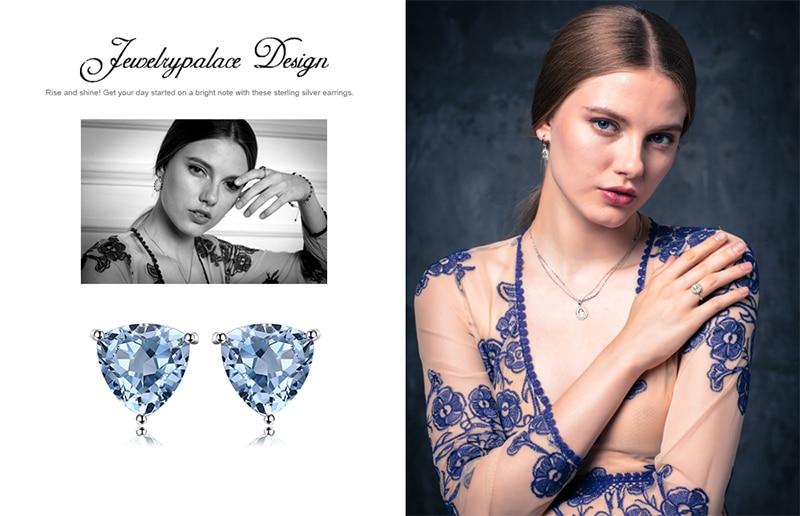 HTB1LNJaKbSYBuNjSspfq6AZCpXaC Genuine Amethyst Garnet Peridot Topaz Stud Earrings 925 Sterling Silver Earrings For Women Korean Earings Fashion Jewelry 2019
