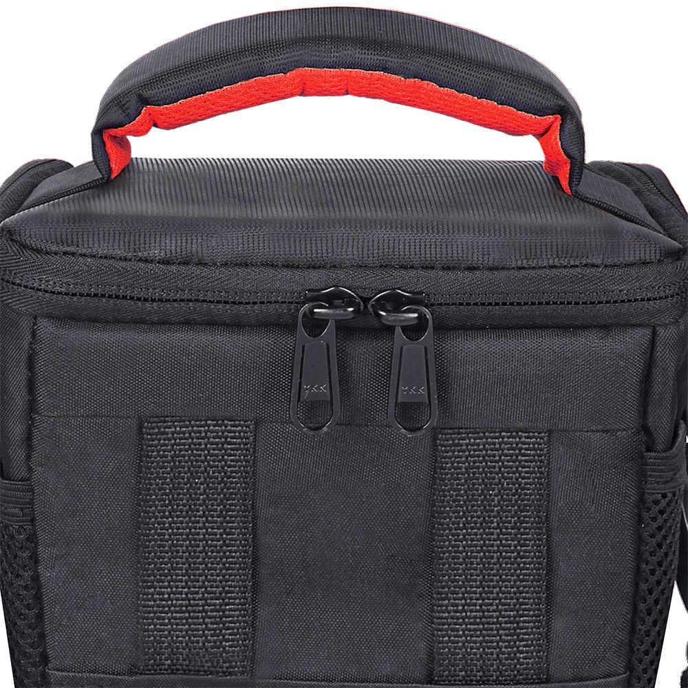 DSLR Камера сумка чехол для цифровых зеркальных фотокамер Nikon D3400 D3500 D90 D750 D5600 D5300 D5100 D7500 D7100 D7200 D80 D3200 D3300 D5200 D5500 P900 P900S