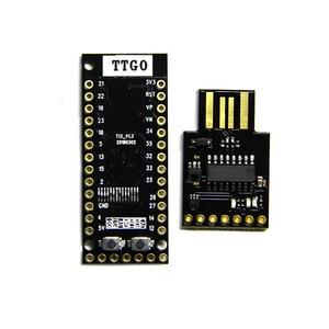 Image 4 - LILYGO®TTGO TQ ESP32 0.91 OLED PICO D4 WIFI & Bluetooth הרבה Prototype לוח