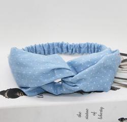 """Новое поступление для женщин Классический dot hairbands Девушки Тонкий головной убор """"Фантазия"""" лук летние аксессуары для волос"""