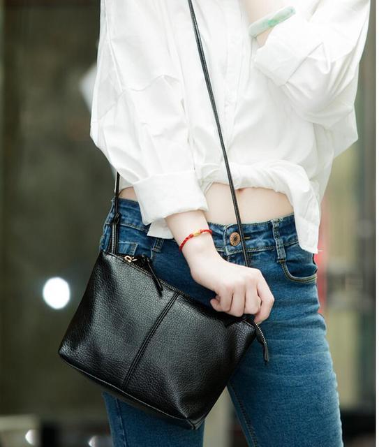 Yogodlns New&Hot ! 2017 fashion casual shoulder bag cross-body bag small vintage women's handbag pu leather women messenger bags