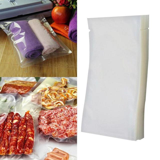 100 pcs/lot sac Sous Vide alimentaire scelleur Sous Vide sacs Sous Vide pour nourriture Sous Vide Machine à emballer sacs sacs de rangement de cuisine 2