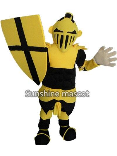 Europe Warrior Mascot Cosplay Costume Custom Animation -2939
