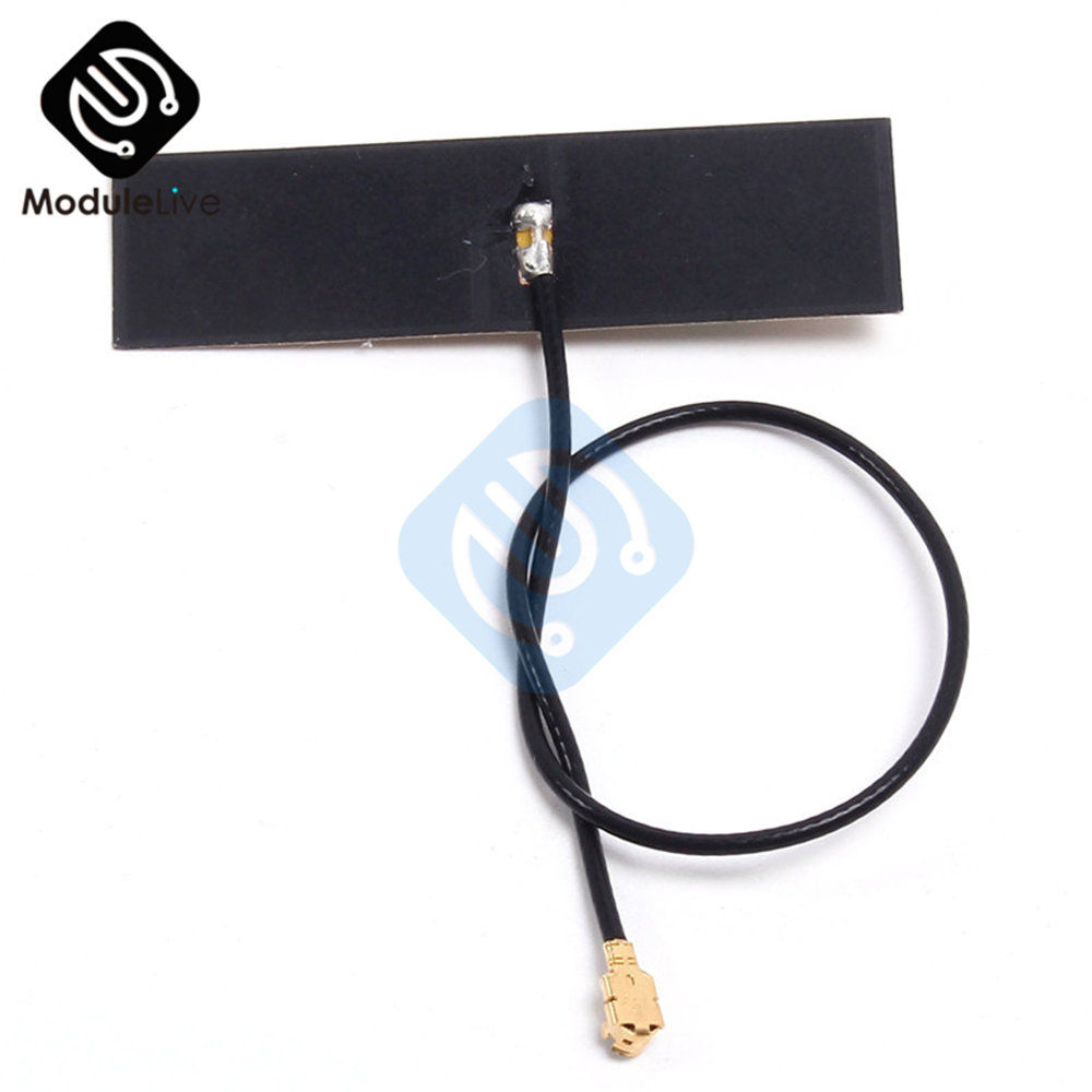 1pcs 2.4G 5dBi IPEX Antenna 50ohm With FPC Soft Antenna For PC Bluetooth Wifi