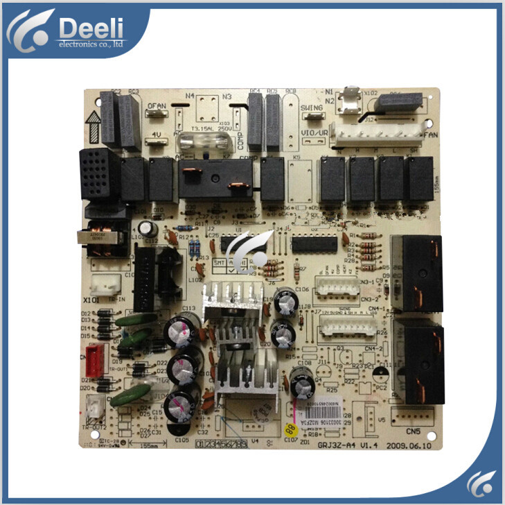 95% new good working for air conditioner pc board circuit board M3ZF3A 30033106 motherboard on sale