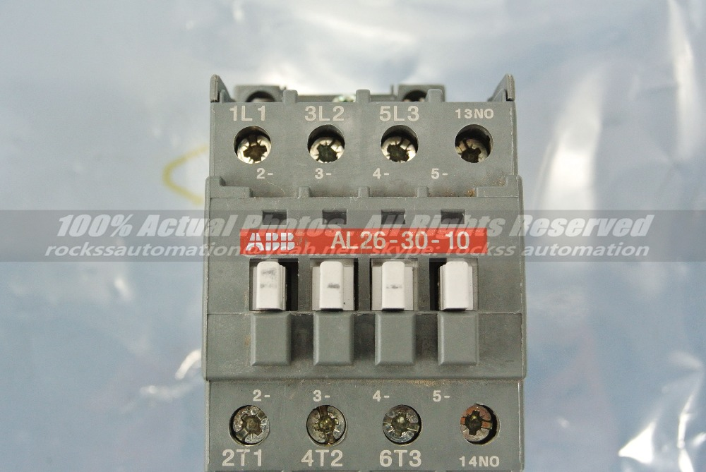 Used In Good Condition AL26-30-10 With Free DHL  / EMS a06b 6058 h223 used in good condition