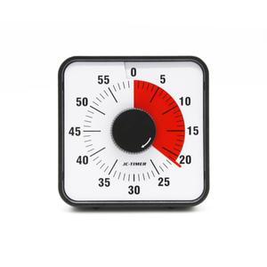 Image 3 - Minuterie visuelle de 60 minutes silencieuse, minuterie compte à rebours pour enfants et adultes, salle de classe ou conférence