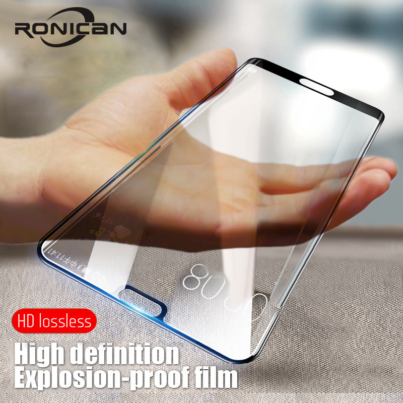 3D Full Cover Tempered Glass For Huawei P20 Pro P10 Lite Plus Screen Protector For Huawei P20 Honor 10 8 9 Lite Protective Glass