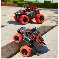 Waterproof Amphibious RC Stunt Car Land Water 2.4Ghz Car Toy Kids Gifts Rechargeable RC Flashing Light Dump RC electric toy