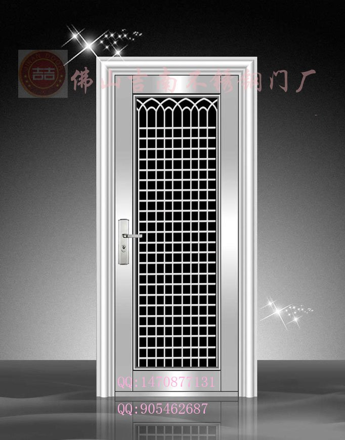 Foshan Stainless Steel Interior Doors In Doors From Home