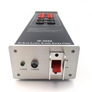 Image 3 - Mistral WAudio W 3900 haut de gamme Audio filtre à bruit climatiseur de courant alternatif filtre de puissance purificateur de puissance avec prises américaines multiprise