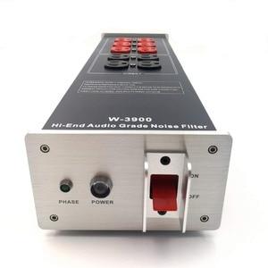 Image 3 - ミストラルwaudio W 3900ハイエンドオーディオノイズフィルタac電源パワーフィルター電源清浄機米国電源ストリップ