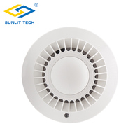 Wireless Fire Protection Smoke Detector Alarm Sensor for 433MHz Alarm System ST VGT ST IIIGW FC 300 ST IIIB Kitchen Security