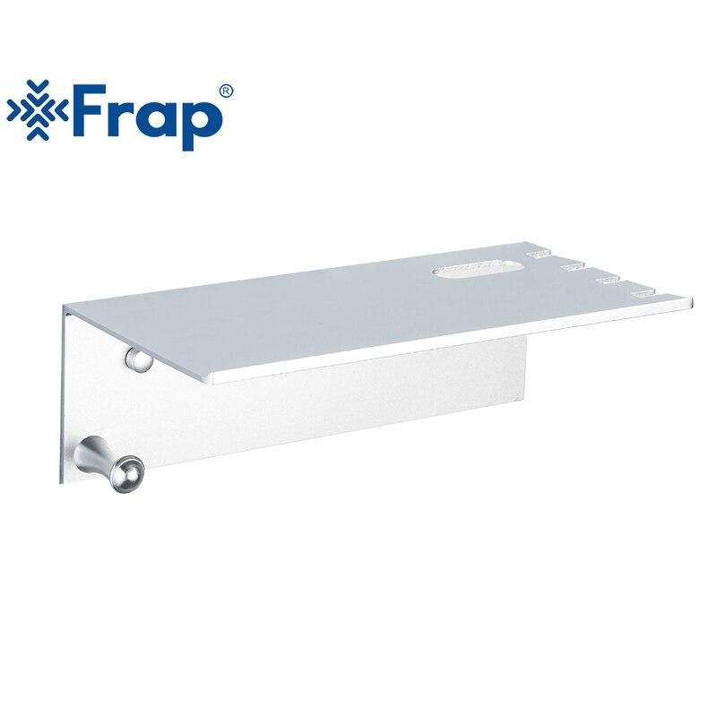 Frap настенная алюминиевая кухонная стойка для специй, кухонные приборы, подвесные горшки для кухни