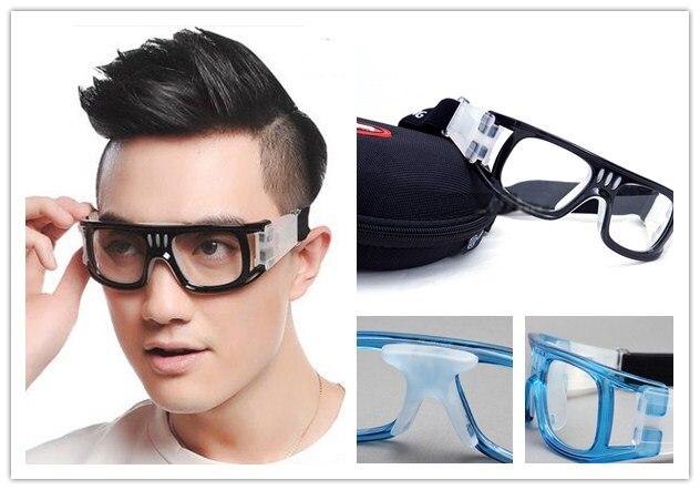 301b5ad89eae2 Hommes Anti brouillard de football de basket ball myopie lunettes pliable football  lunettes de protection lunettes flexible lunettes de sport lunettes dans ...