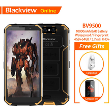 "Get more info on the Blackview BV9500 5.7"" Smartphone Waterproof 4GB+64GB 18:9 Screen MT6763T Octa-Core Dual SIM Android 8.1 10000mAh 4G Mobile Phone"
