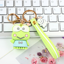 Creative Lovely Penguin Frog Dog Lovers Small Hanger Key Link/Ring Car Decorative Link chain pretty decoration of your bag