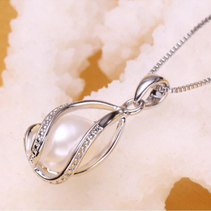 WATTENS Перла бижута, естествена перлена - Модни бижута - Снимка 4