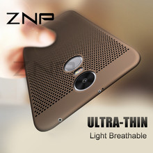 ZNP Heat Dissipation Protective Case For Xiaomi Redmi Note 4 4X Hard PC Full Phone Cover