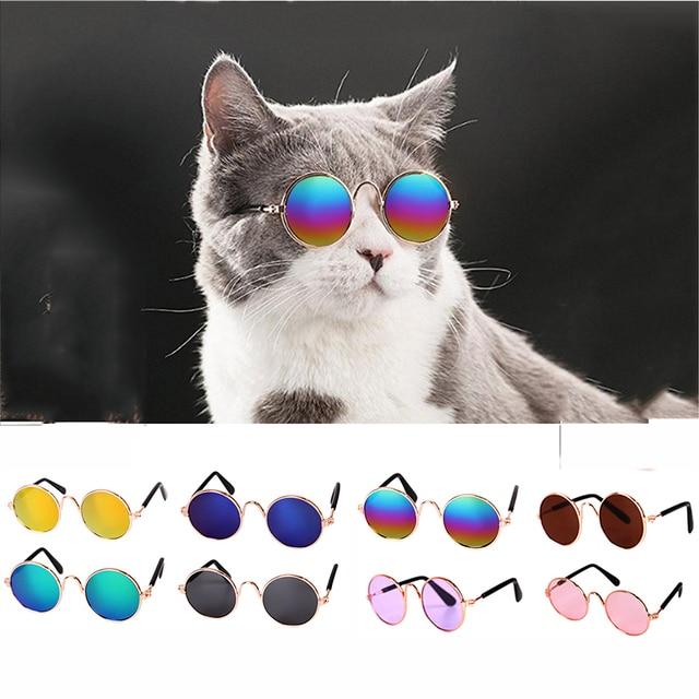 Hoomall Dog Eye-wear Pet Солнцезащитные очки Многоцветный для собак товары для животных фото реквизит аксессуары для животных принадлежности кошка Glassesoys