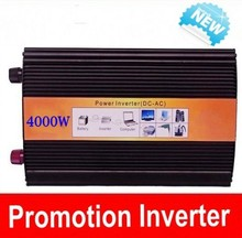 Pure Sine Wave Inverter 4000W (8000WPeak) With Digital Display DC 12V/24V/48V/60V/96V/110V to AC 110V/220V Soar Power Inverter