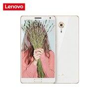 Original Lenovo ZUK Edge 4G LTE cell phone 6G RAM 64G ROM Snapdragon 821 2.35GHz Quad Core 5.5inch FHD 1920x1080P 13.0MP Camera