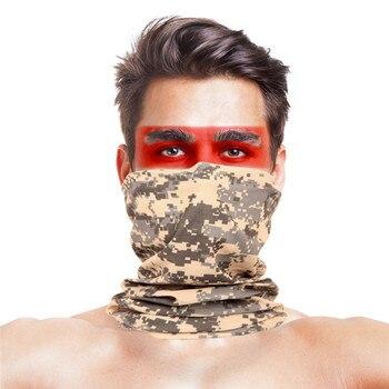 Women Men Bandana Fishing Scarf Magic Headband buffe New Design Magic Tube Bandanas Headwear Outdoor Sport Face Shield Mask Baff
