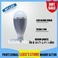 Epacket regulável CREE 21 W LED globo lâmpada E27 GU10 B22 E14 85 - 265 V LED spotlight lâmpada bola bolha lâmpadas de iluminação downlight