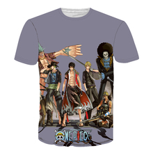 One Piece 3D T-shirts