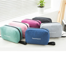 2018 New Women Wash Toiletry Makeup Pouch Hanging Necessary Travel Cosmetic Bags Waterproof Beauticians Organizer Accessories все цены