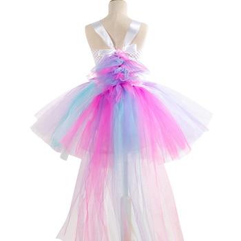 Unicorn Party Girls Dress