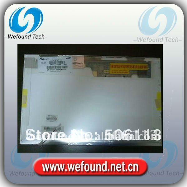ФОТО The laptop LED LTN141AT03 LP141WX3  LP141WX1 B141EW04 LTN141W1for V3000 V3700 V3810T