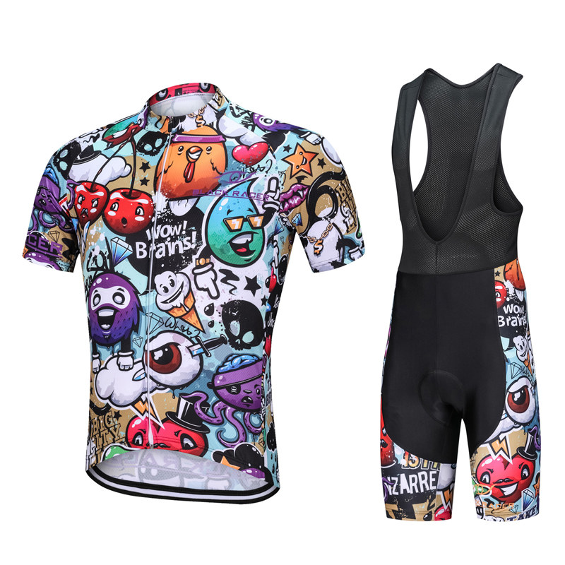 2018 new summer men and women's team pro cycling Jersey sports short-sleeve bike shirt breathable cycling clothes Ropa ciclismo 2017 new pro team cycling jerseys bike clothing ropa ciclismo breathable short sleeve 100 page 7