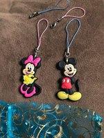 1PCS Mickey Cartoon Figure Keychains for $4.99 5