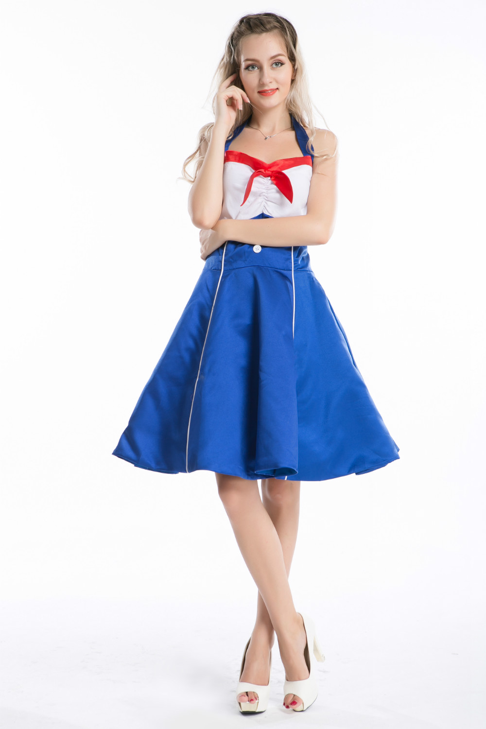 Pin up style dresses cheap