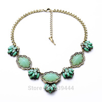 Necklaces Pendants New Arrival Luxury Jewelry Women Gems Party 18k Gold Choker Necklace Wholesale