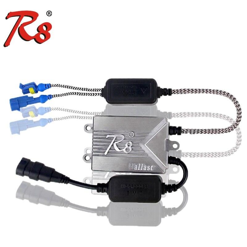 Good Quality 12V 55W HID Xenon Conversion Kit Slim Ballast For H1 H3 H4 H7 H11 9005 9006 Xenon HID Kit 24v 55w h4 3 8000k hid conversion kit xenon ballast bulbs high quality new [cpa44]