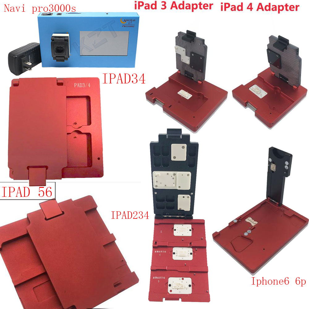Non-removal NAVI PLUS Pro3000s programmer ipad 2 3 4 iPhone 6 6plus adapter without change NAND bypass remove iCloud free by DHL esk iphone7 plus 6plus 6с плюс фильм артефакт для mac 7 plus 6plus 6с plus 5 5 yingcun jm176 повезло красный