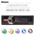 Car Radio Player Car MP3 Player Audio Music Player Car Kit FM Radio Player In-Dash Remote Control Support SD/ USB /MMC Card