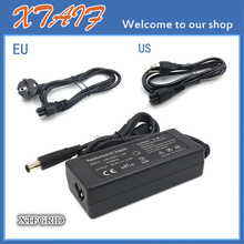 Cargador de batería Universal con cable de alimentación para ordenador portátil HP Compaq Presario CQ57 CQ 57, alta calidad, 18,5 V, 3,5a, 65w