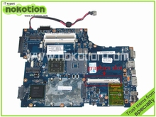 LA-4993P K000086370 Laptop Motherboard for Toshiba A500 KSKAA intel PM45 DDR3 With graphics slot Mainboard