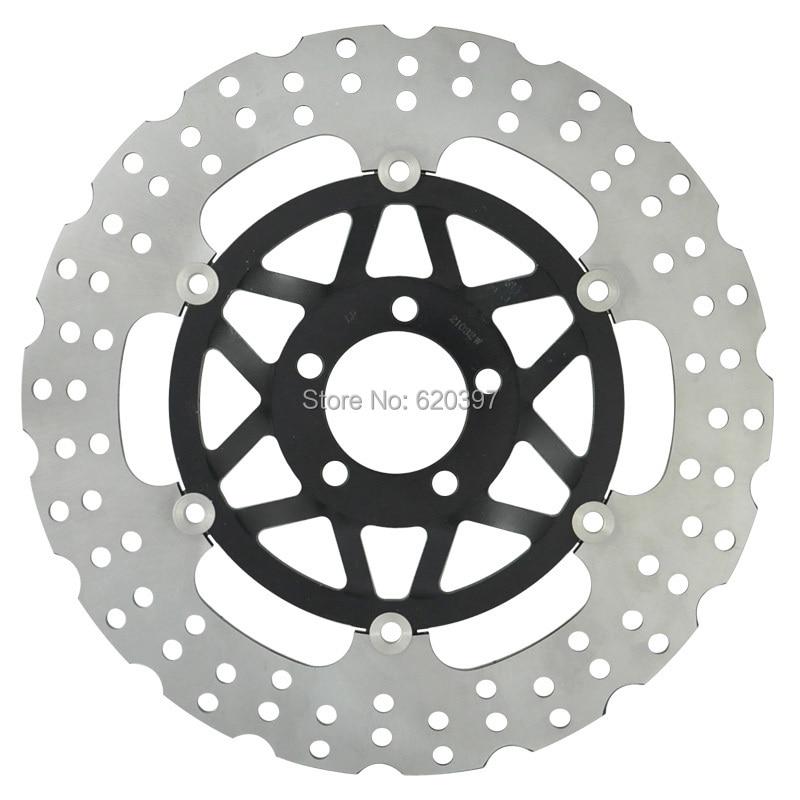 Motorcycle Front Brake Disc Rotor For Kawasaki VLR1600 VZ1600 VZR1800 ZX-7R ZX-9R ZX-12R ZXR750 ZZR1100 ZZR1200 VN1500 VN1600 kawasaki vn 1600 mean streak в спб