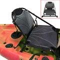 Легкое алюминиевое кресло-каяк для каноэ  сидение на верхней части спинки  сиденье для спинки  кресло для Каяка  принадлежности для самостоя...