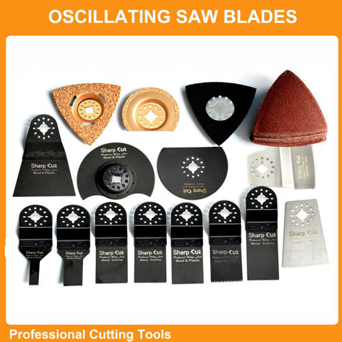 50 OFF 40 pcs set Oscillating font b Tool b font Saw Blades Accessories fit for