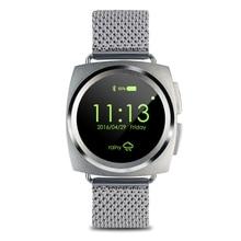 A11 smart watchบลูทูธ4.0 h eart rate monitorสมาร์ทสายรัดข้อมือปฏิทินลำโพงไมโครโฟนสมุดโทรศัพท์นาฬิกาสำหรับiphone7 andriod