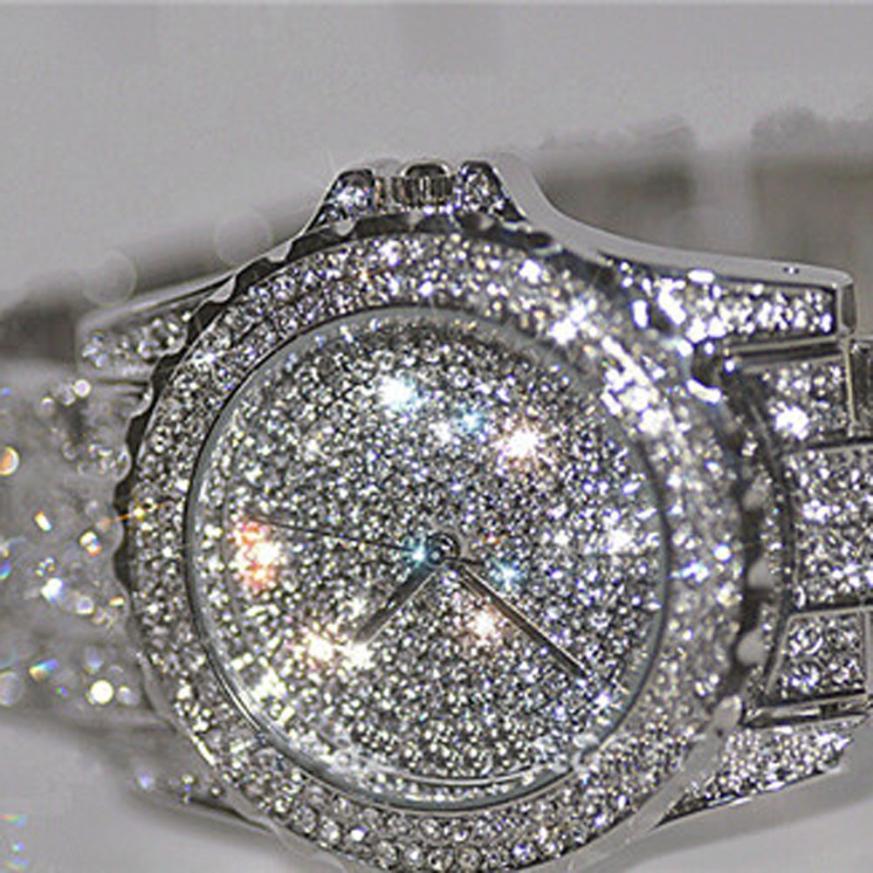 Watch 2018 relogio masculino Top Brand Luxury women watches rhinestone ceramic crystal Quartz watches Lady Dress Wristwatch цена