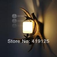 Винтаж американский деревенский бар огни угловой светильник Настенный светильник