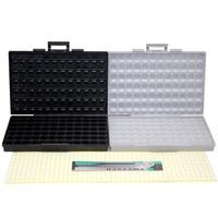 AideTek BOX ALL SMD Enclosure Orgnizer BOX ESD Safe IC Diode Enclosure Box UK