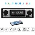 Авто Радио Bluetooth винтажное Радио беспроводной MP3 мультимедийный плеер AUX USB FM 12V классический стерео аудио автомобильный Электрический